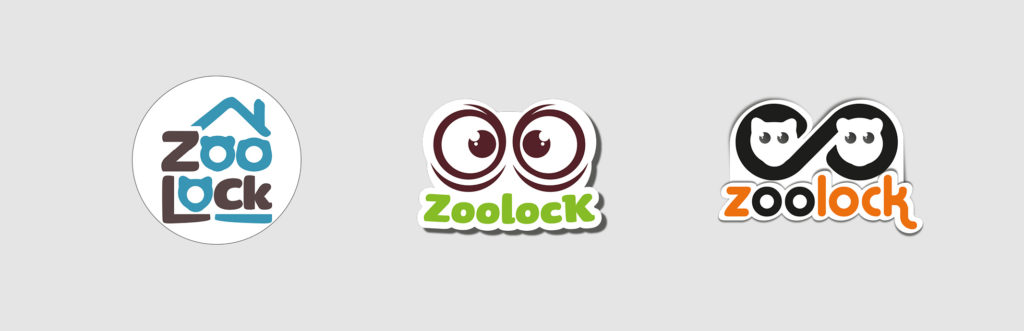 proposte progetto logo zoolock
